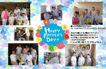 Happy Father`s Day②