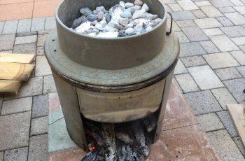 食欲の秋!焼き芋会と燻製