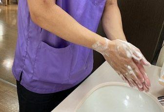 手洗いチェッカー