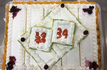 祝☆34周年